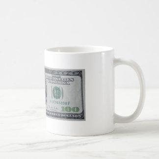 Productos con el dólar americano tazas