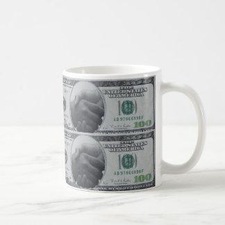 Productos con el dólar americano taza