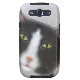 Productos con imágenes del gato del smoking galaxy s3 cárcasas