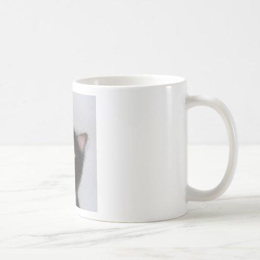 Productos con imágenes del gato del smoking taza de café