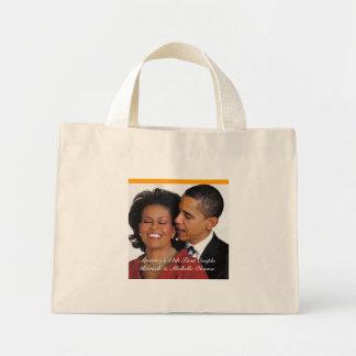 Productos conmemorativos presidenciales bolsa tela pequeña