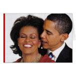 Productos conmemorativos presidenciales tarjeta de felicitación