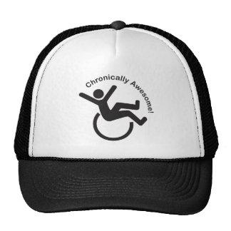 Productos crónicos de la conciencia de la enfermed gorra