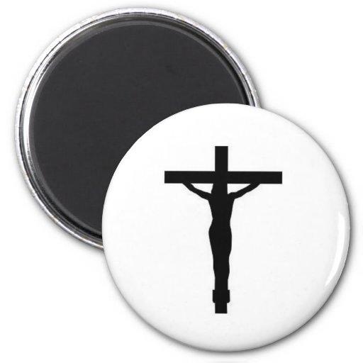Productos cruzados de Jesús Imán Redondo 5 Cm