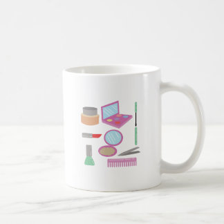 Productos de belleza taza clásica