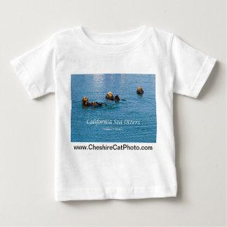 Productos de California de la nutria de mar de Playera De Bebé