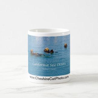 Productos de California de la nutria de mar de Taza