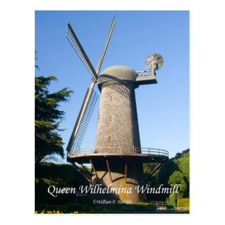 Productos de California del molino de viento de la Postales