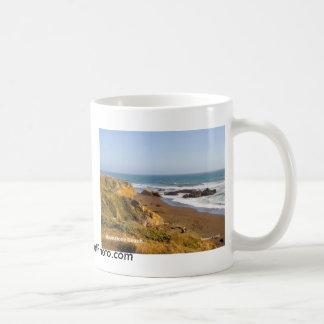 Productos de Cambria California de la playa del Mo Taza