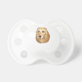 Productos de cocker spaniel chupetes para bebes