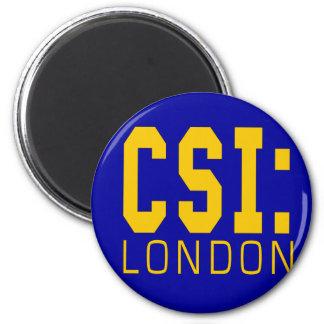 Productos de CSI Londres Imán Redondo 5 Cm