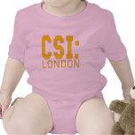 Productos de CSI Londres Traje De Bebé