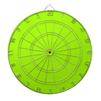 Productos de encargo verdes de neón del color sola