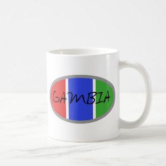 ¡Productos de Gambia!! Taza De Café