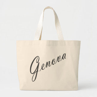 ¡Productos de Génova! Bolsa Tela Grande