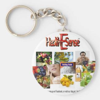 Productos de HealthEsense Llavero Redondo Tipo Pin