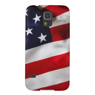 Productos de la bandera americana funda para galaxy s5