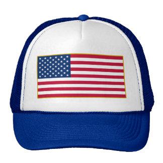 Productos de la bandera americana gorra