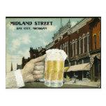 Productos de la calle de Midland Postal