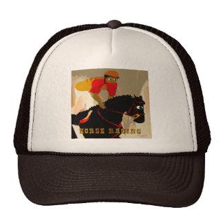 productos de la carrera de caballos gorras de camionero