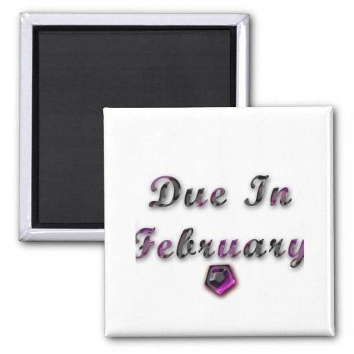 Productos de la deuda en febrero imán
