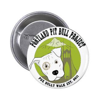 Productos de la diversión del proyecto del pitbull pin