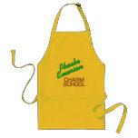 Productos de la escuela del encanto de Phoebe Emer Delantal