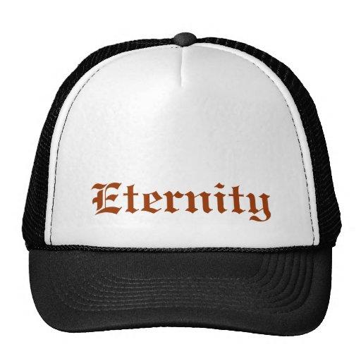 Productos de la eternidad gorras