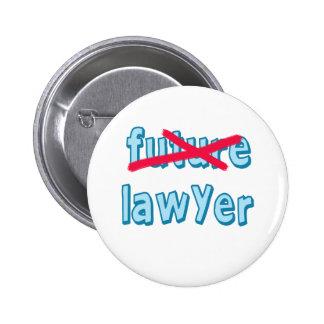 Productos de la graduación del abogado chapa redonda 5 cm