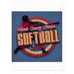 Productos de la liga del softball de HCSSL Postal