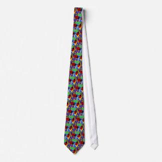Productos de la mariquita del cumpleaños corbatas