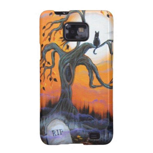 Productos de la noche de Halloween Samsung Galaxy S2 Carcasas