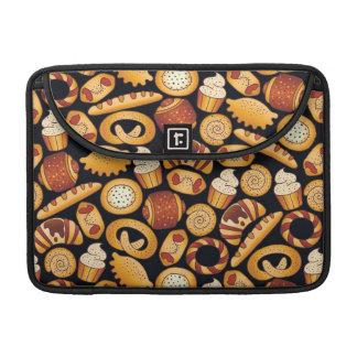 Productos de la panadería funda para macbooks