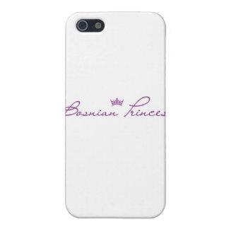 """Productos de la """"princesa bosnio"""" iPhone 5 funda"""