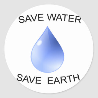 ¡Productos de la protección de agua Pegatinas