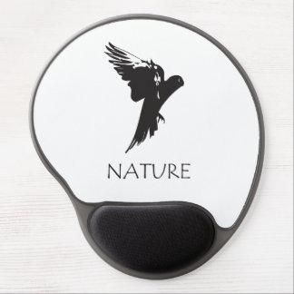 Productos de la serie de la naturaleza del Macaw Alfombrilla Con Gel