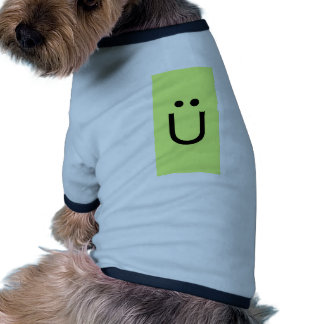 productos de la sonrisa del über camisetas de perrito