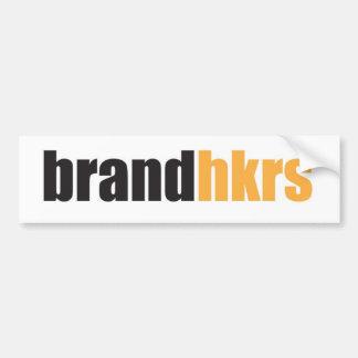 productos de la tienda del brandhacker pegatina de parachoque