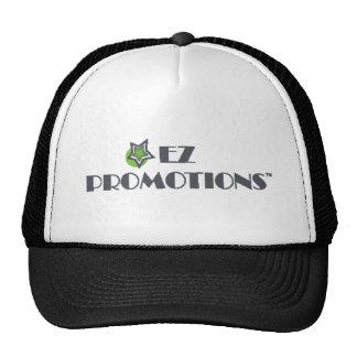 Productos de las promociones de EZ Gorros