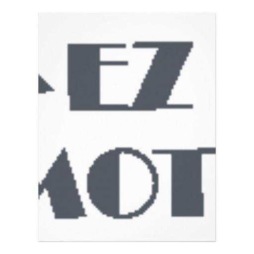 Productos de las promociones de EZ Membrete Personalizado
