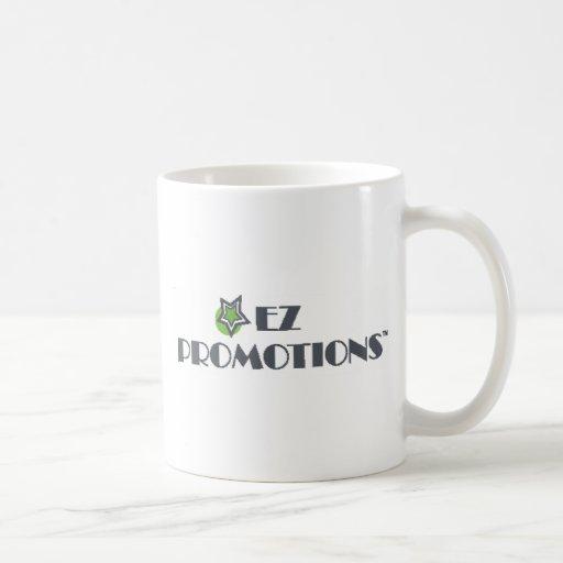 Productos de las promociones de EZ Taza De Café
