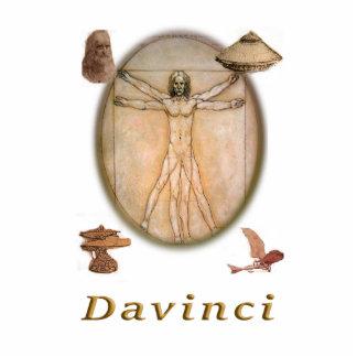 Productos de Leonardo da Vinci Llavero Fotográfico