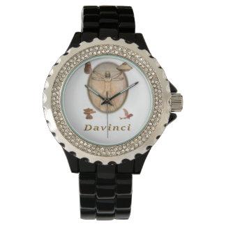 Productos de Leonardo da Vinci Relojes De Pulsera