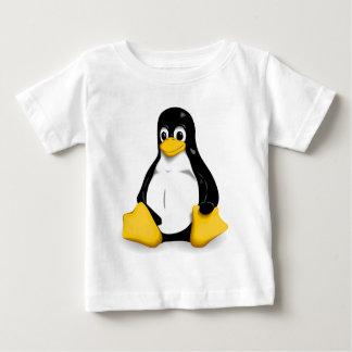 Productos de Linux Tux Playera De Bebé