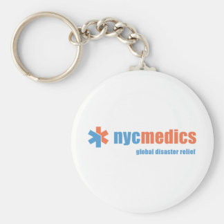 Productos de los médicos de NYC Llavero Personalizado