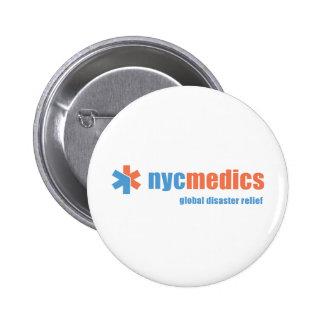 Productos de los médicos de NYC Pin