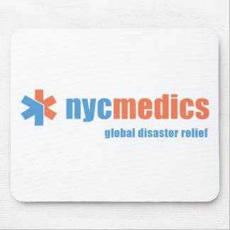Productos de los médicos de NYC Tapete De Ratón