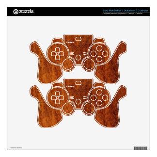 Productos de madera mando PS3 skins
