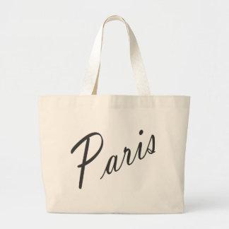 ¡Productos de París! Bolsa Tela Grande