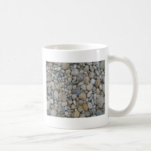 Productos de piedra medios taza básica blanca